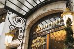 Marriott Champs Elysees  отель